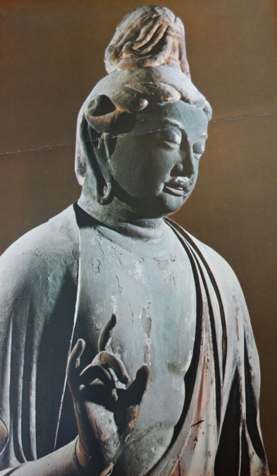 Statue pcard