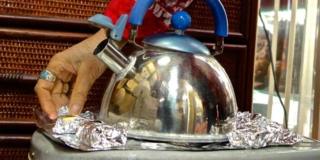 EKS mochi kettle