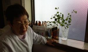 Mizukuchi window