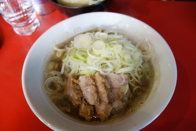 Niboshi dish