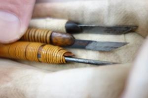 Hayashi knives