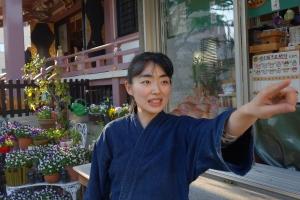 Imado pointing