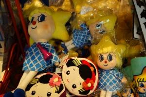 Shoji mascots