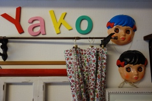 MYako alphabet