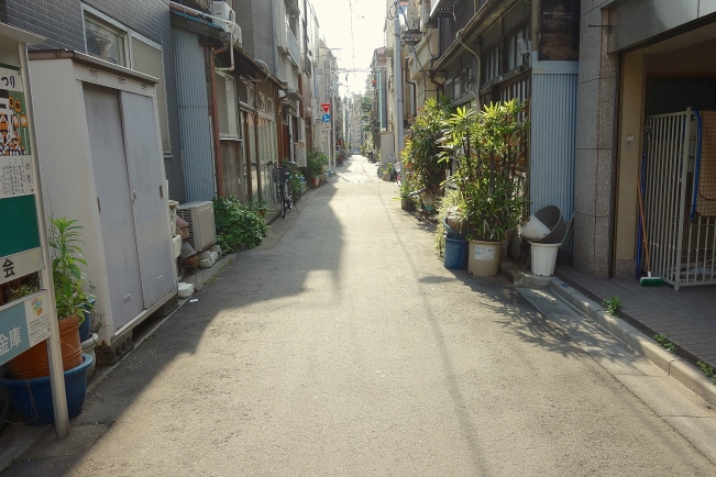 Torigoe classic alley