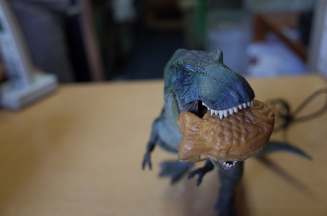 Tai Yaki t-rex