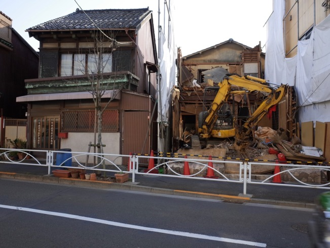 kyojima demolition