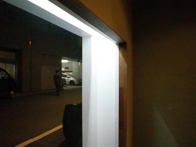 Nighthawks frame