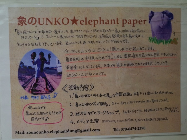 elephant flyer