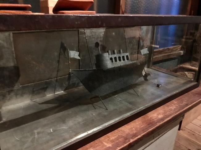 hakujitsu ship