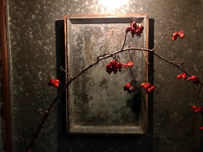 hakujitsu berries frame